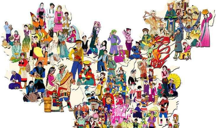 中国少数民族语言文学