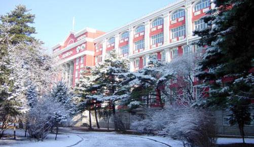 长春工业大学校园风光(三)